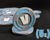 Fortnite V-Bucks (5x) | vbucks fortnite coins llama fortnite battle royale gifts gamer gifts fortnite birthday gift xbox ps4 pc playstation