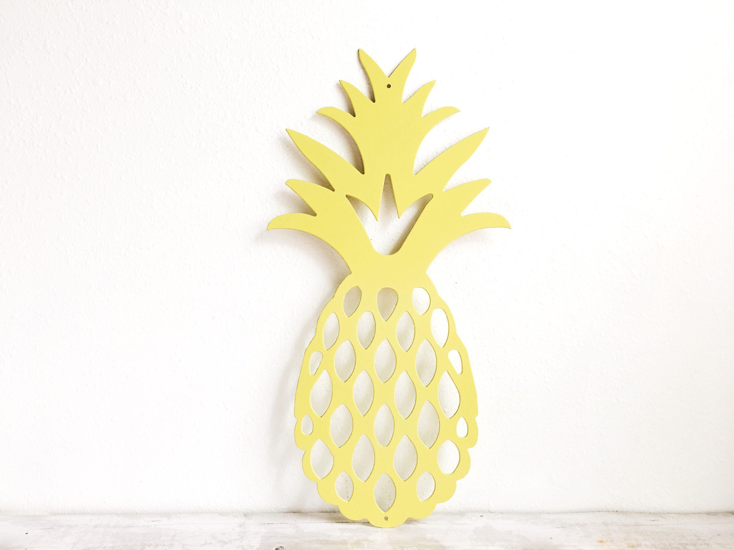 Pineapple Wall Art - Elitflat