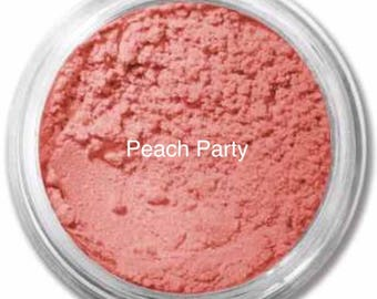 Lush Blush in Peach Party, 20ml