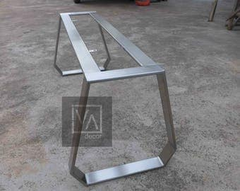 Coffee Table Base, Wood Coffee Table Base, Metal Coffee Table Legs,  Decorative Table
