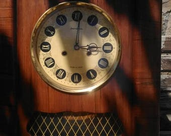big wall alarm clockmade in russia in the