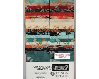 TONGA TREATS batik patchwork fabric