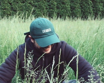 Evergreen Cap - Cap - Dad Cap - Hat - Headgear - Headwear - Chapeau - Baseball Cap