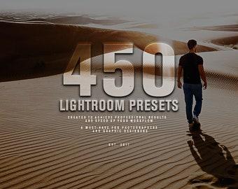 450 Lightroom Presets