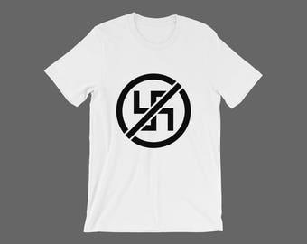 Anti-Nazi // Antifa T-Shirt // Anti-Fascist T-shirt // Anti-Trump // Anti-Racism // Resist T-Shirt