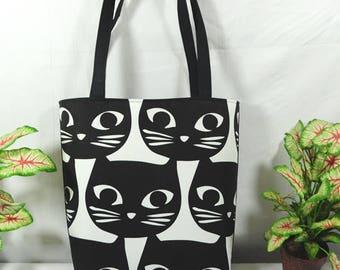 Tote bag, market bag, book bag. grocery bag, totes