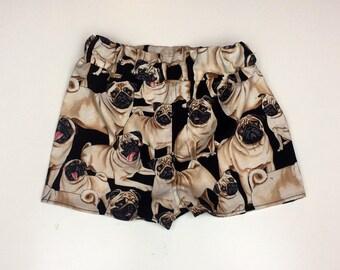 Pug shorts
