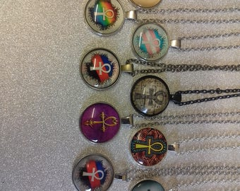 Ankh necklace/pendants/pendant with chain