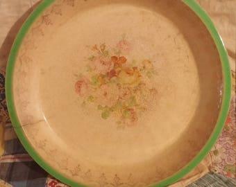Vintage Paden City Pottery Co. Bak-Serv Pie Plate