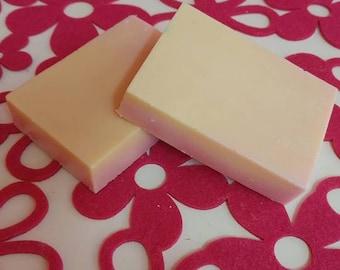Vegetable glycerin soap