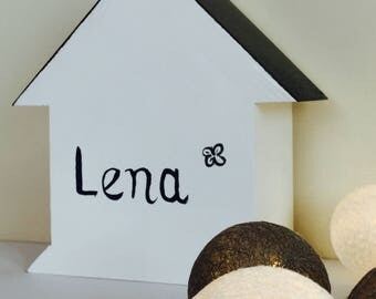 House shaped moneybox, piggybank
