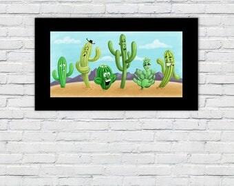 Unique Cacti