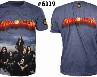 New ultramodern 3D  High Quality  Print Fans  short Sleeve t-shirt Helloween
