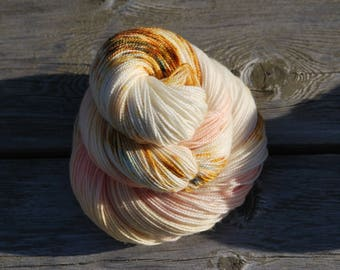 Hand Dyed Sock Yarn - Stepping in Style