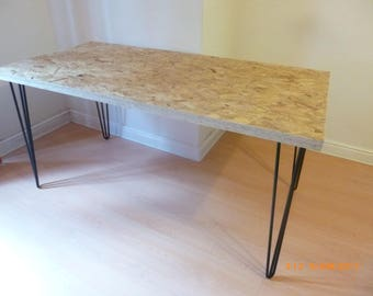 Large table made from Orient Sterling Board