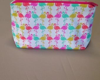 Small pouch for pencils / makeup / handbag.