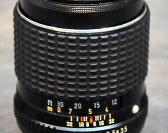 SMC PENTAX-M f/3.5 150mm Mf Lens From Japan  Asahi Opt. Co.
