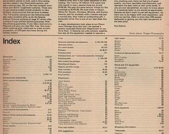 Helix 1980 Catalog Chicago Illinois No Cover