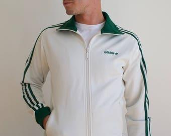 Vintage Men's 90's Adidas Sports Jacket