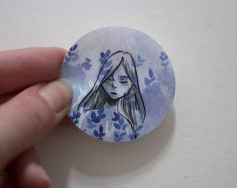 Sticker plant