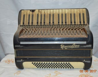 Accordion Piano Maugein brothers