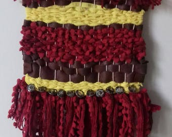 Wall weaving wool 'Herencia'