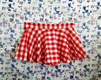 Mini Picnic Skirt
