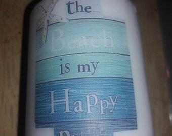 Beach candle