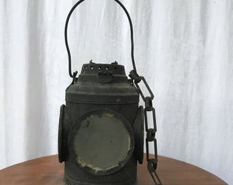Antique Carriage/Buggy Lantern
