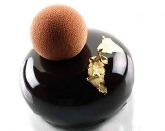 Silicone Ice Cream Mould- Stone