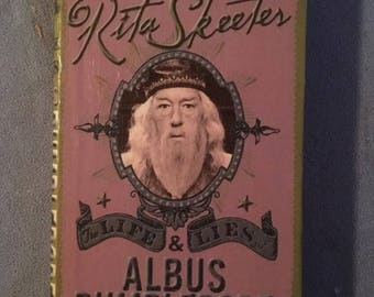 Harry Potter 'Life and Lies of Albus Dumbledore' Book Box from Harry Potter and the Deathly Hallows