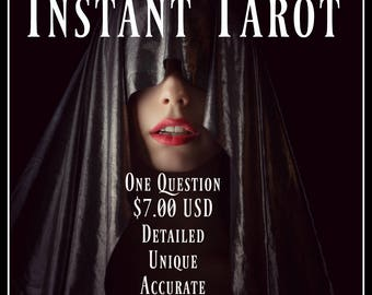 Instant Tarot Reading