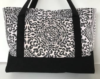 Tote, shoulder bag