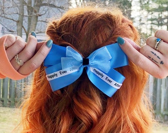 Cinderella Happily Ever After Princess Hair Bow