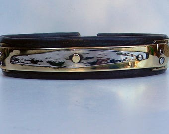 neck ethnic brass alpaca metal