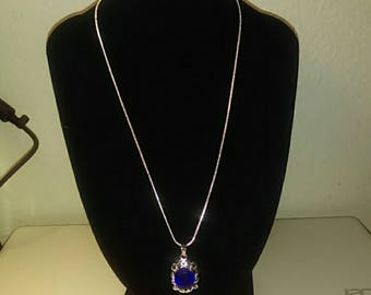 Women's Sterling Silver necklace