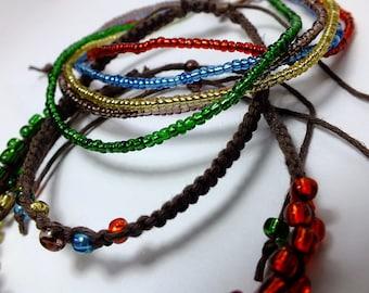 Elements Hemp Bracelet Set