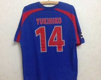 Vintage 90's J.League T-Shirts Size M