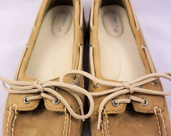 Sperry Topsider Women's 8M Boat Shoes