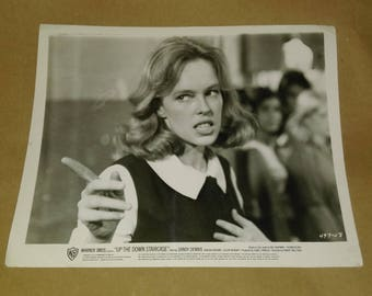 6 vintage original picture for movie up the down staircase
