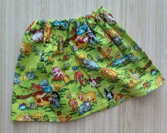 Farmyard skirt