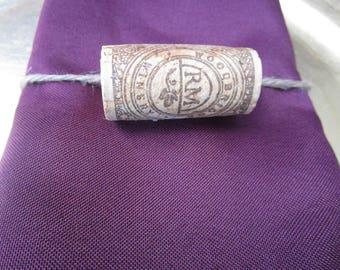 Wine Cork Napkin Rings