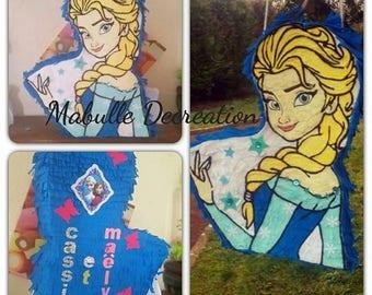Pinata Queen frozen / ELSA / ICE QUEEN
