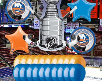 New York Islanders 25 piece Balloon Kit