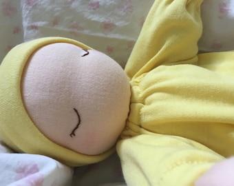 Custom Waldorf Heavy Baby Doll