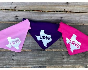 Love Texas Bandana