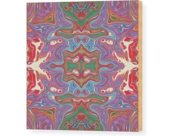 FOSSIL BREEZE | Wood Print