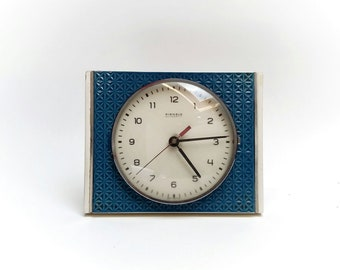 Vintage ceramic wall clock