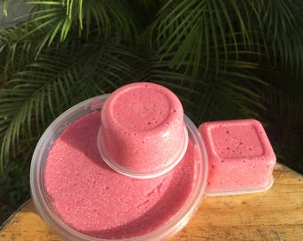 Watermelon Smoothie Full Floam Slime
