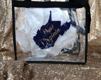Mountaineer tote bag